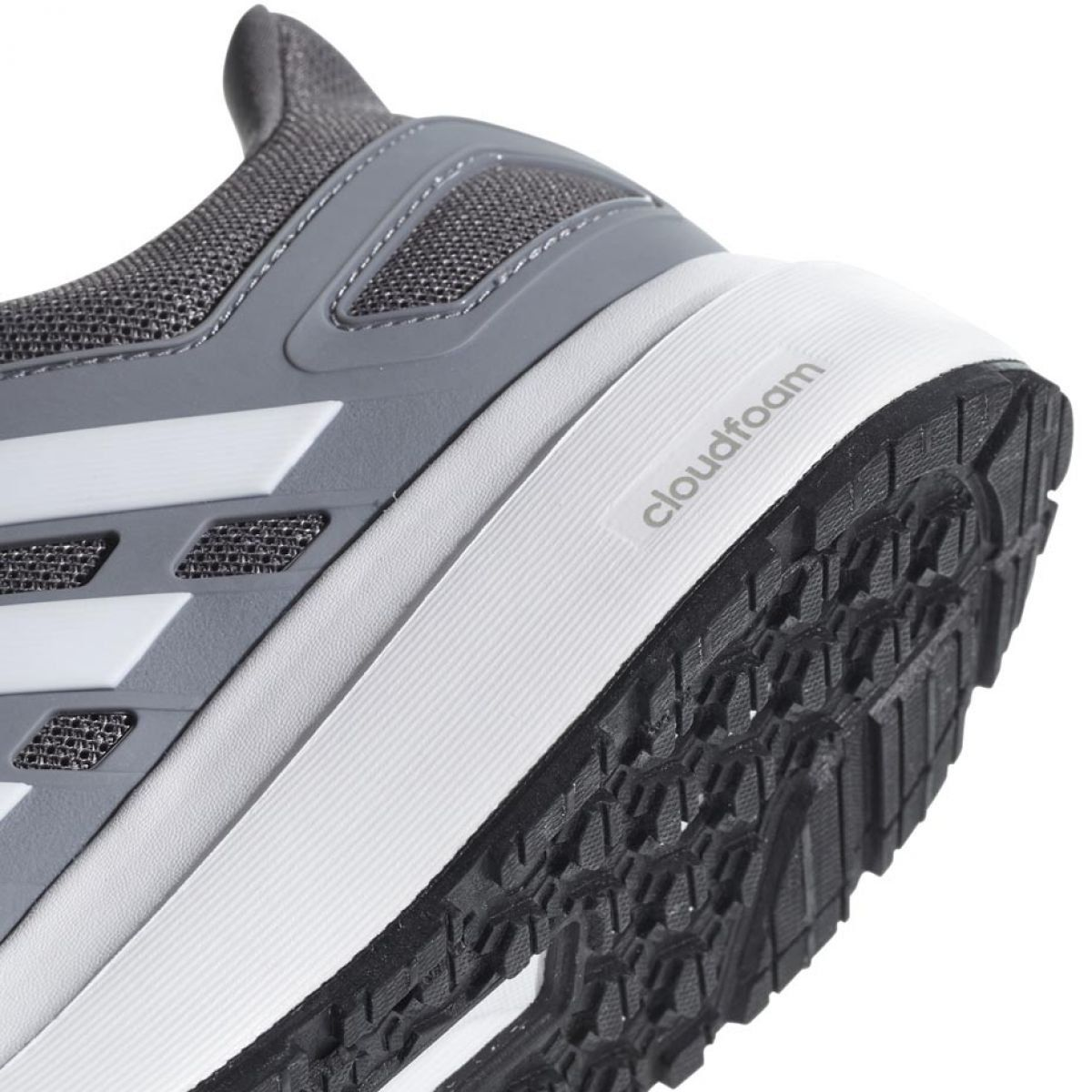 Buty Biegowe Adidas Energy Cloud 2 M B44751 Szare Adidas Running Shoes Adidas Shoes Running Shoes