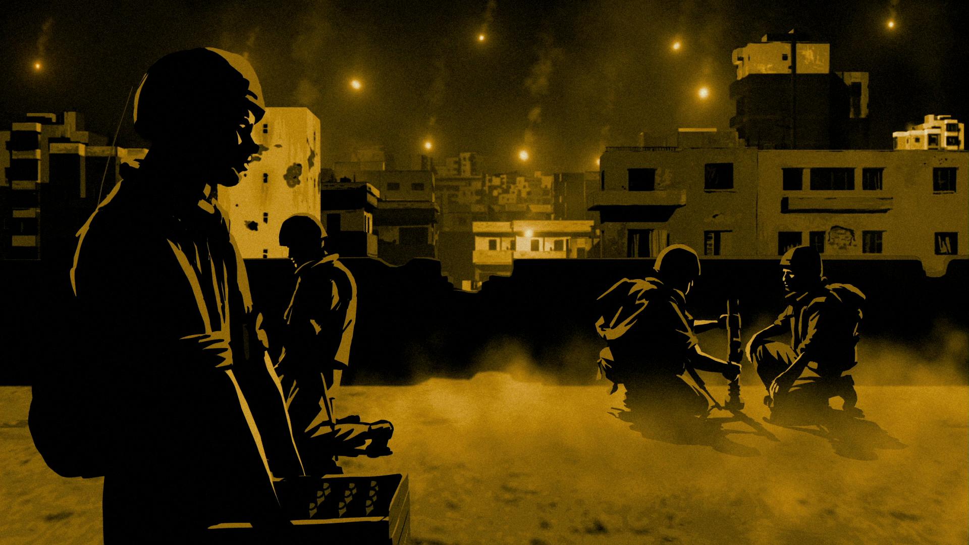 "Thoughts on ""Waltz With Bashir"" (2008 Israeli Animated-Documentary) |  Animated movies, Waltz, Eternal sunshine"