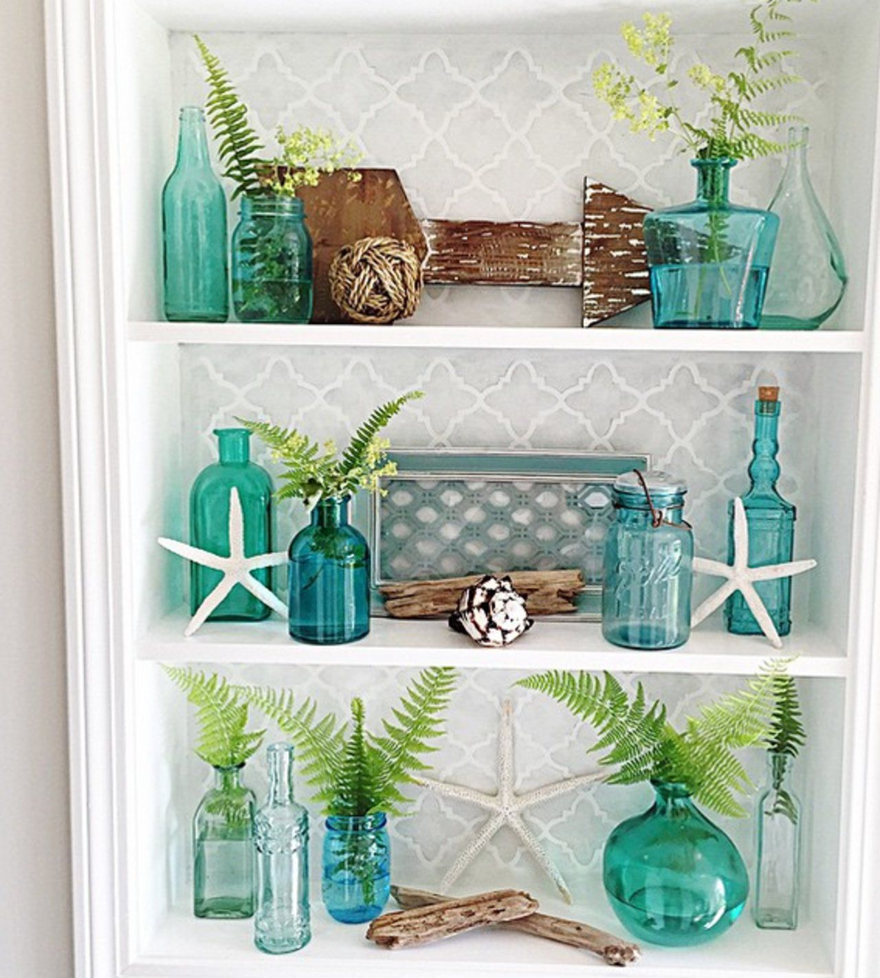 12 Of Instagram S Most On Point Coastal Looks The Accent Beach Room