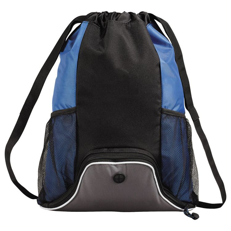 China clear string backpacks Factory Customized draw cord bags drawstring  sportpack Free sample d1a30ad1f