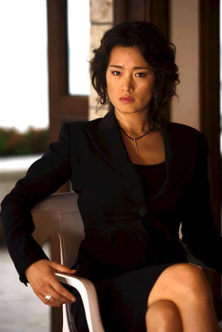 Miami Vice 2006 Zhang Ziyi Gong Li Zhang Ziyi Asian Beauty