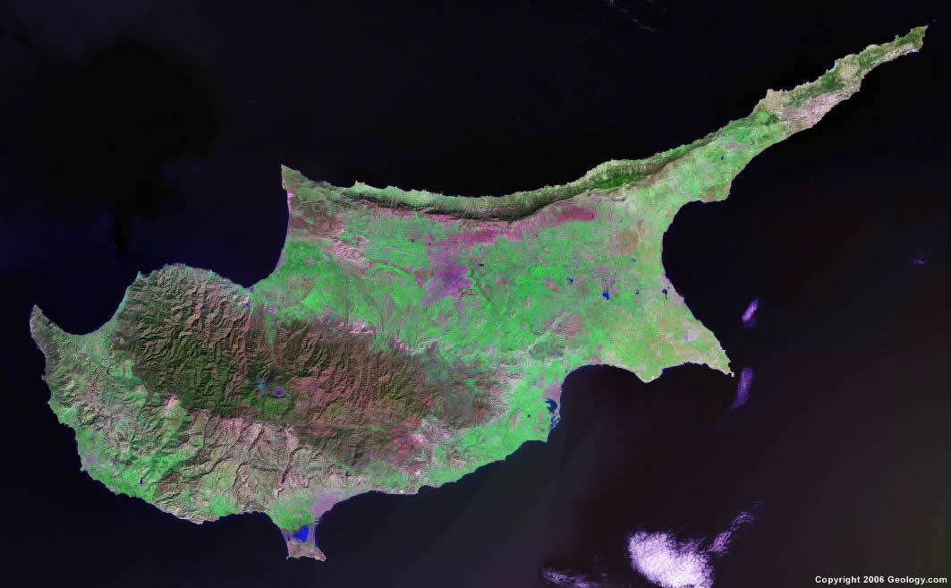 Beautiful cyprus from space earth from space pinterest cyprus beautiful cyprus from space gumiabroncs Images