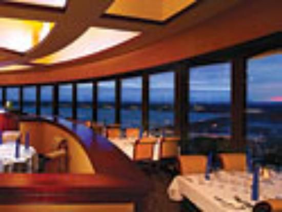 360 Grill Marriott Hotel Florence Al