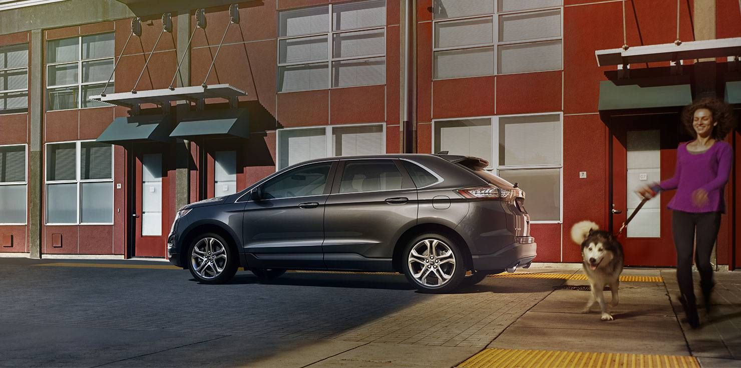 2015 Ford Edge Reengineered from the ground up Ford
