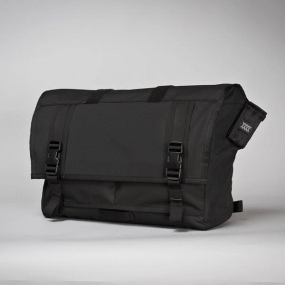 Missionwork Monty Weatherproof Roll Top Messenger Bag Freshness Mag