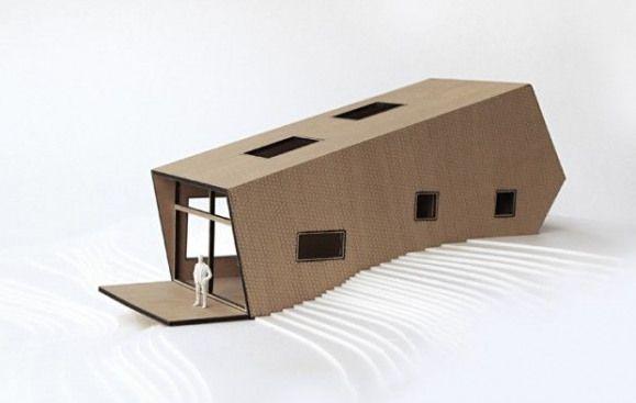 Cone House par Trigueiros Architecture - Journal du Design