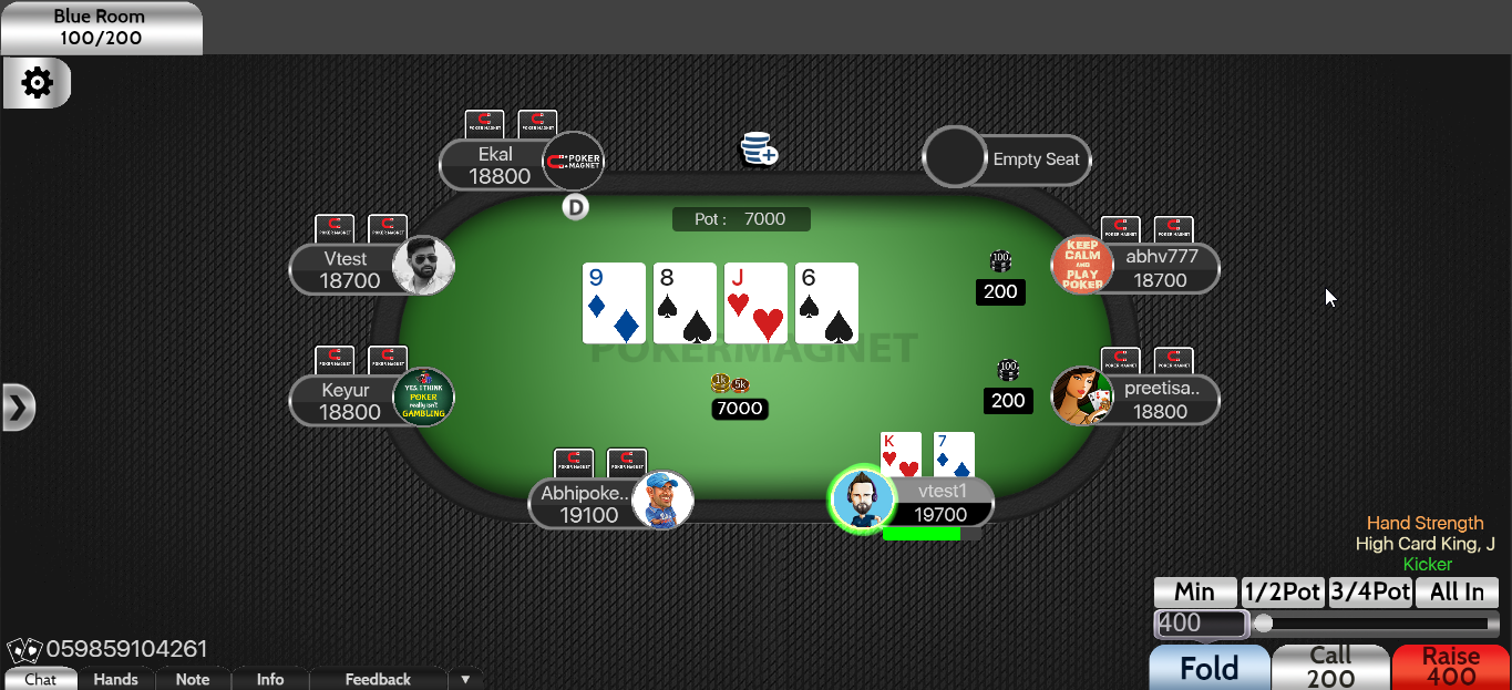 How to Play Poker Online Learn Easy Tips at Poker