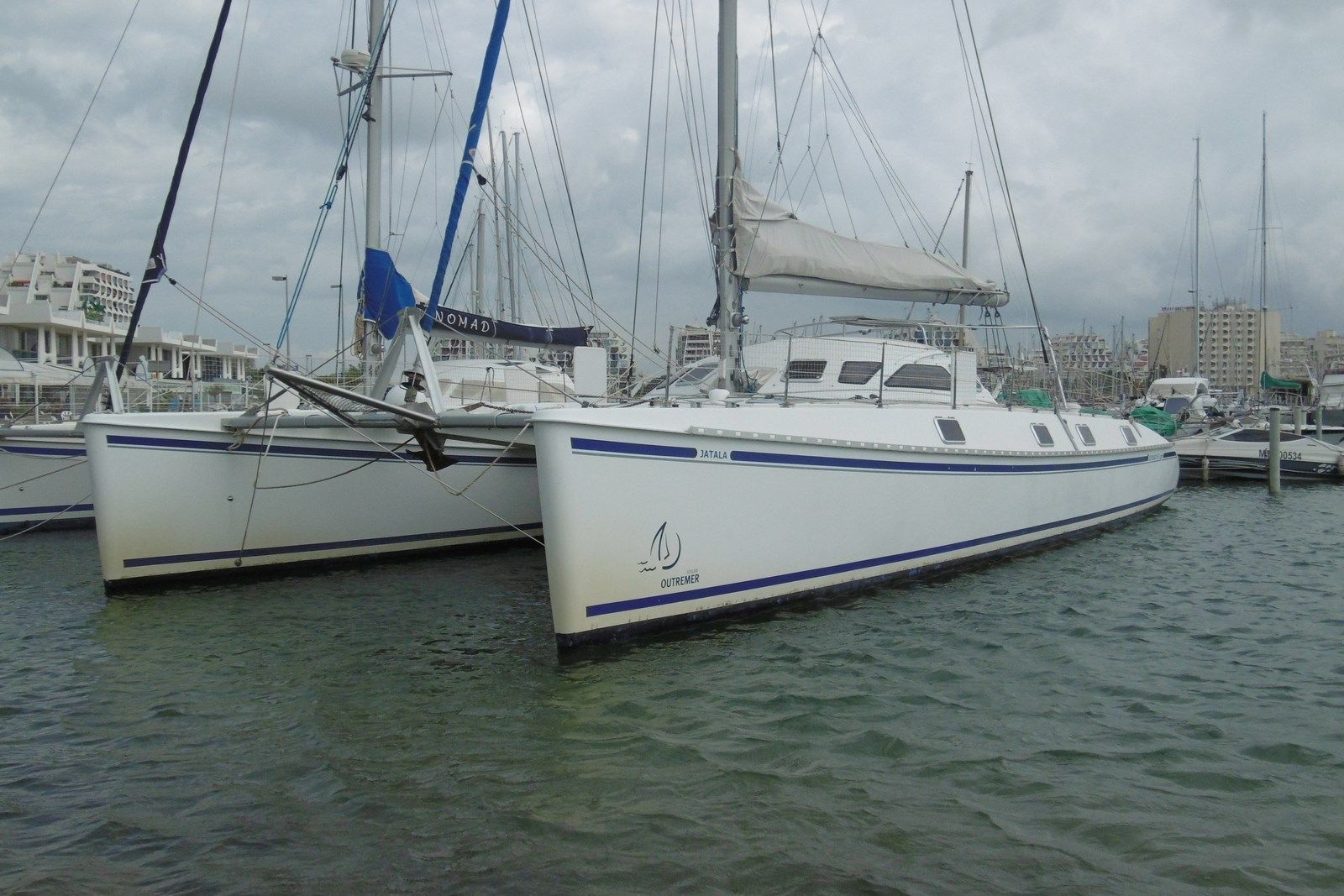 For Sale OUTREMER 55 LIGHT 2002 € 375,000.00 VAT Paid