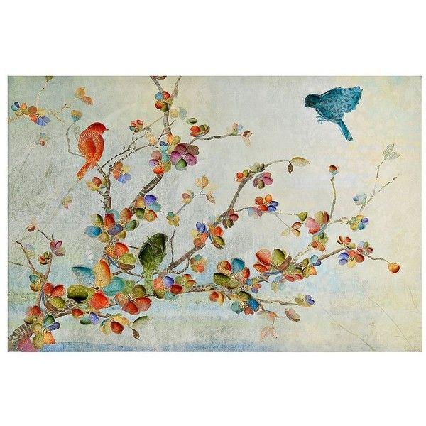 Bird Artwork Canvas