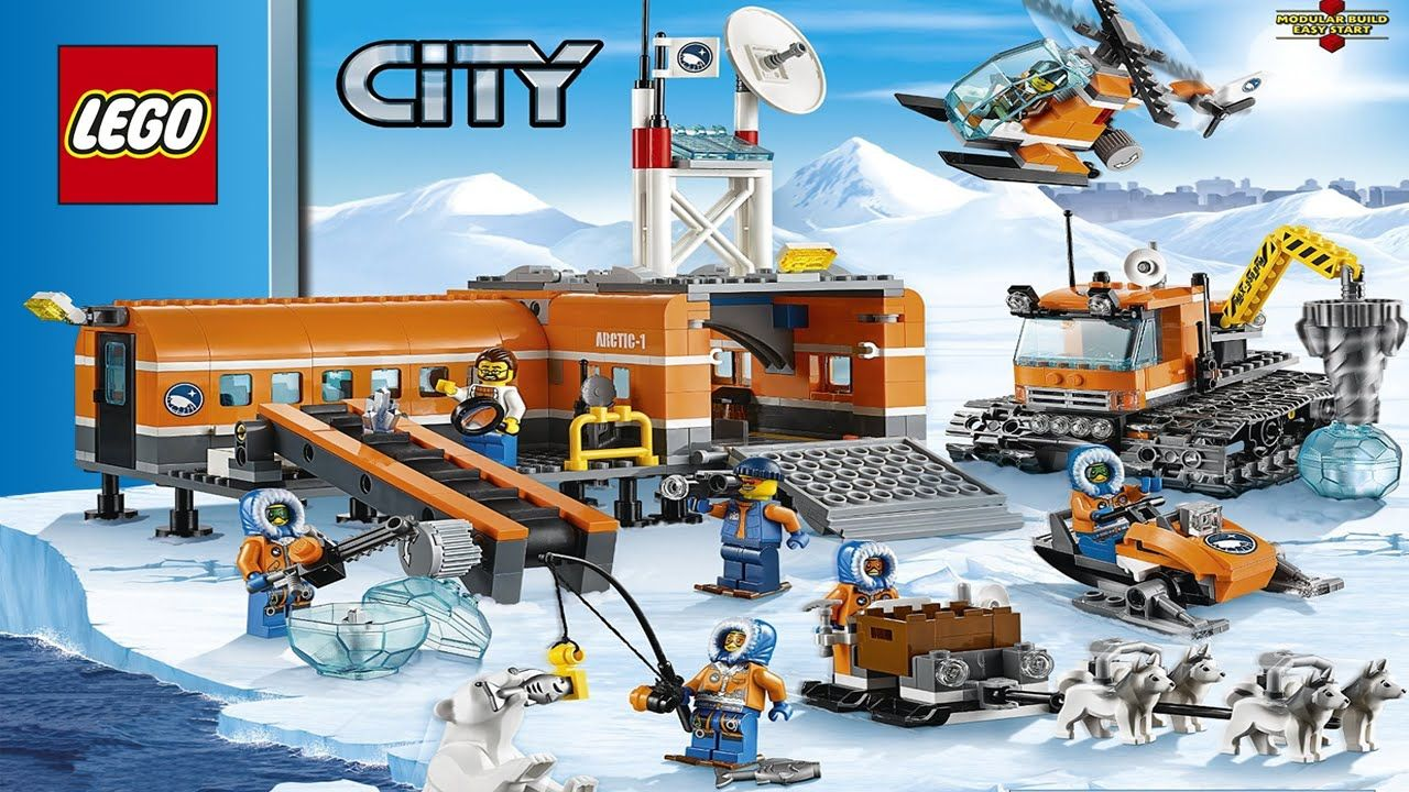 LEGO My City - Arctic Expedition - SUBSCRIBE