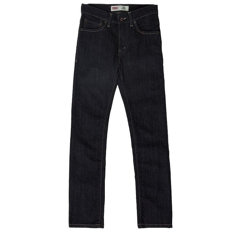 Boys 8-20 Levi's® 510™ Skinny Stretch Jeans, Boy's, Size: medium (14), Med Blue