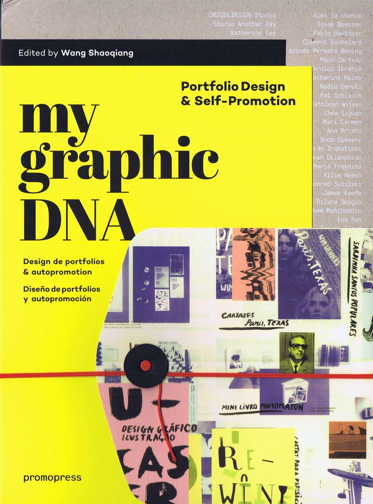 My Graphic DNA bog fra Viking og Creas