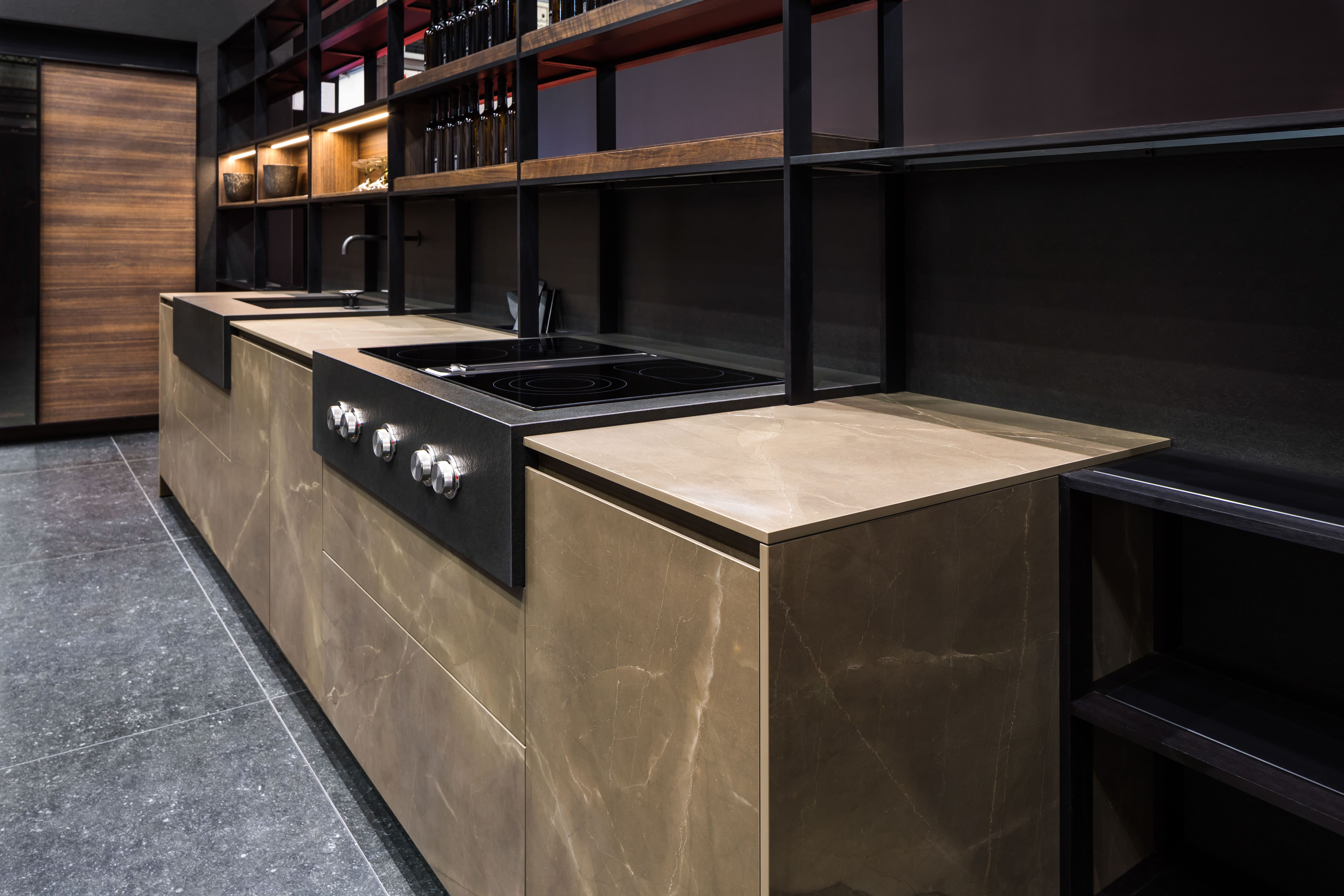 Neolith Pulpis at Eurocucina 2016