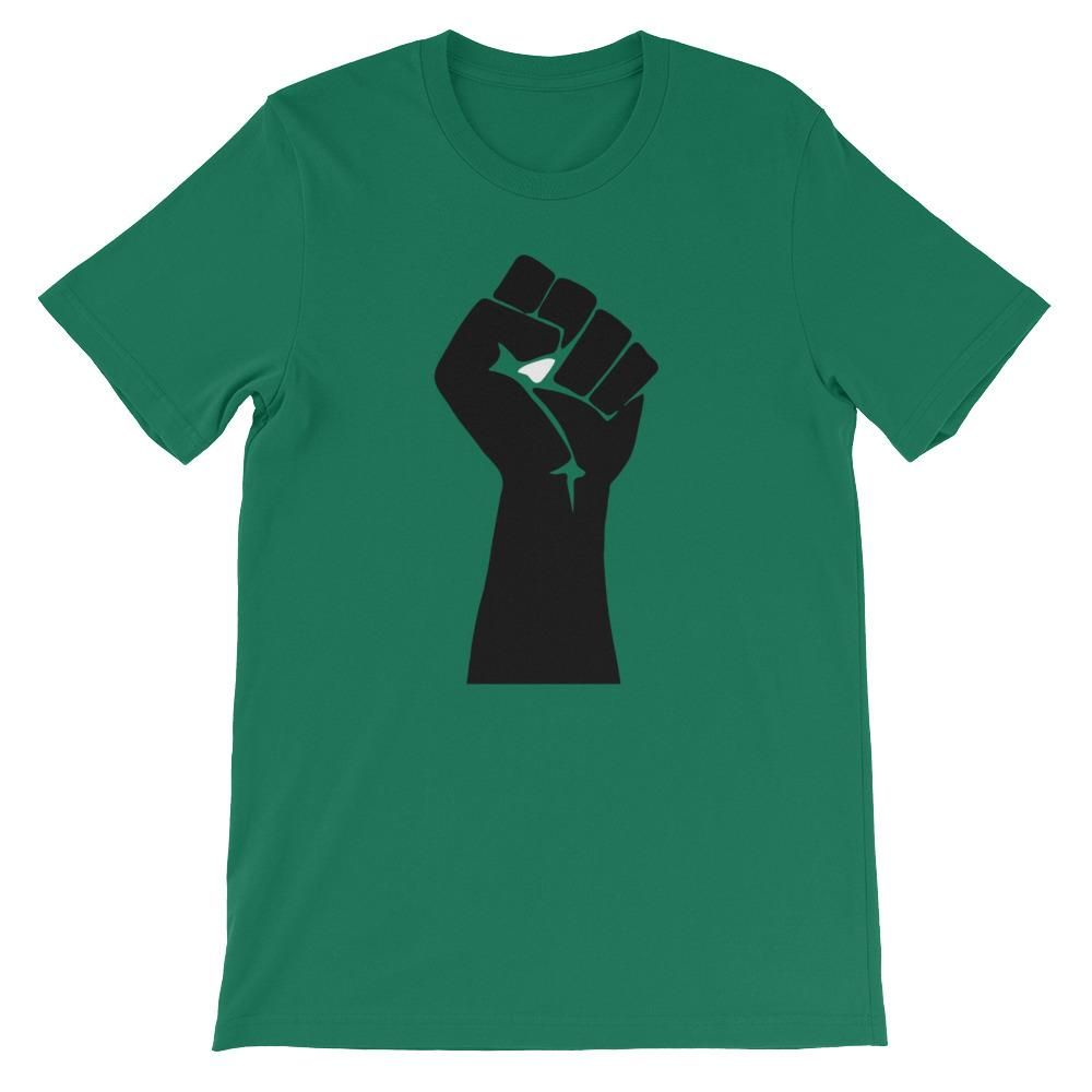 Short-Sleeve Revolution Fist Unisex T-Shirt