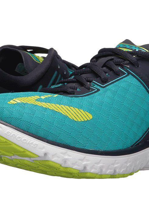 Brooks PureFlow 6 (Bluebird/Peacoat/Lime Punch) Women's Running Shoes - Brooks, PureFlow 6, 120237-443, Footwear Athletic Running, Running, Athletic, Footwear, Shoes, Gift, - Fashion Ideas To Inspire