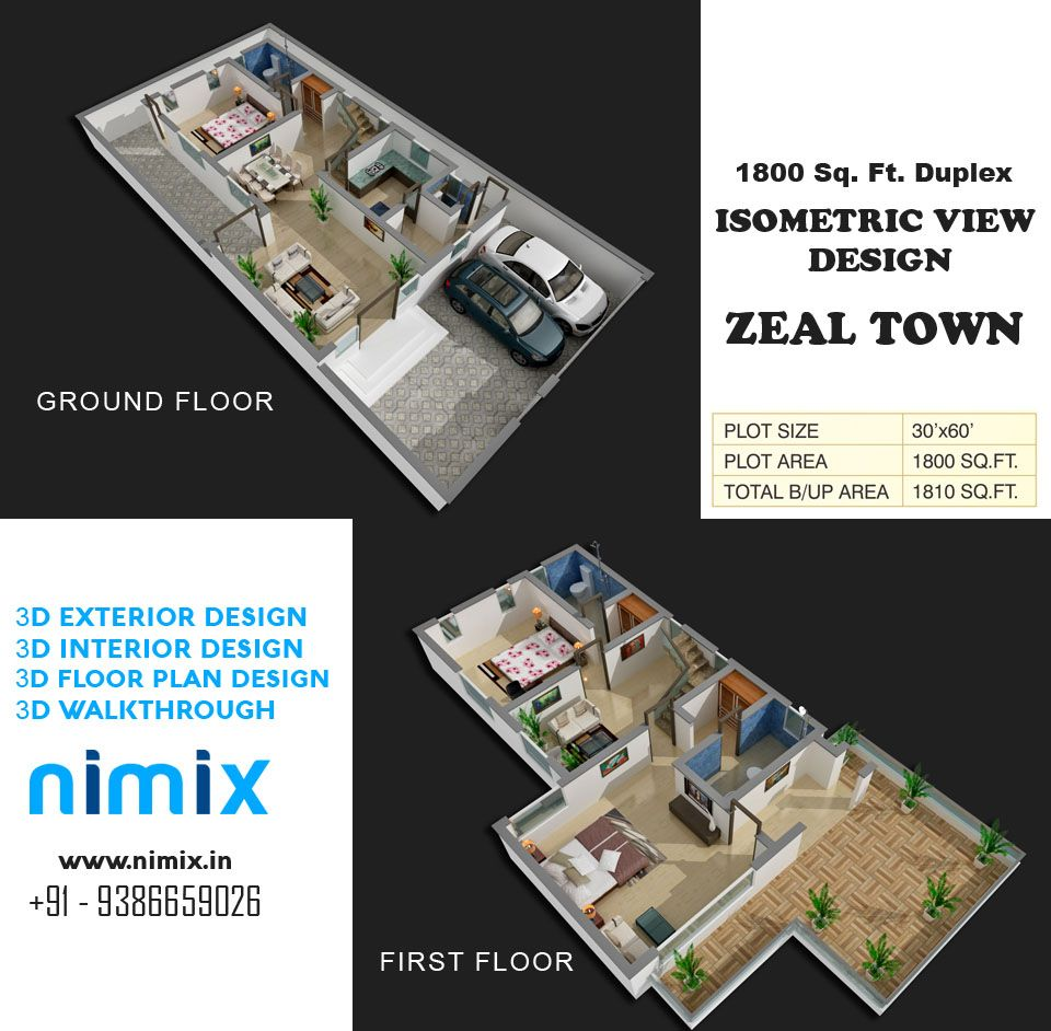 floor plan design for duplex 1800 sq ft for zeal town township floor plan design for duplex 1800 sq ft for zeal town township