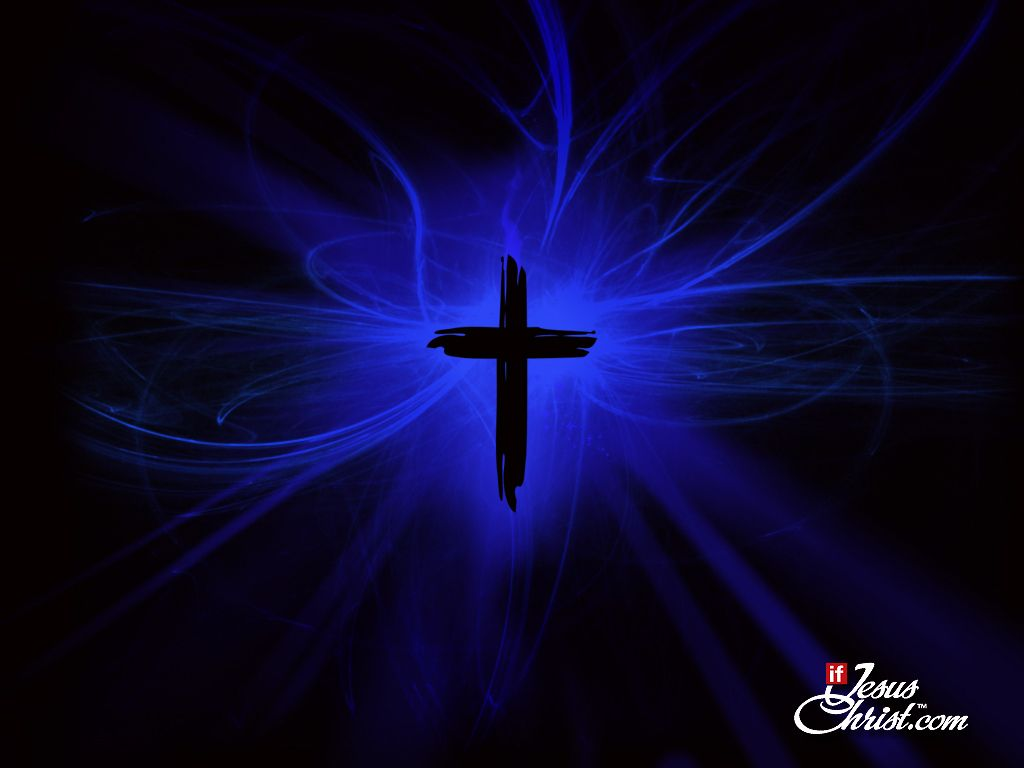Cross Backrounds Jesus Christ Starry Wallpaper Cross Wallpaper