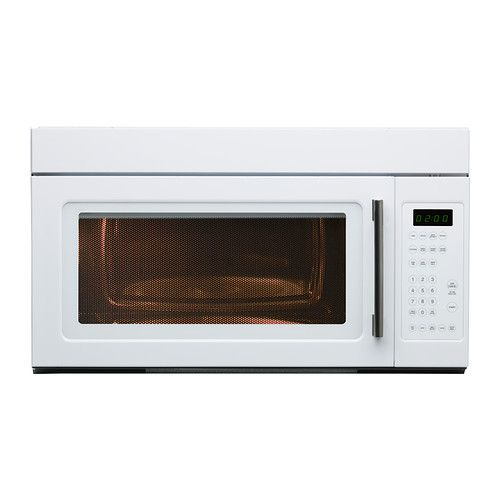 Ikea Kitchen Vent: $299 NUTID Microwave Oven With Extractor Fan IKEA 5-year