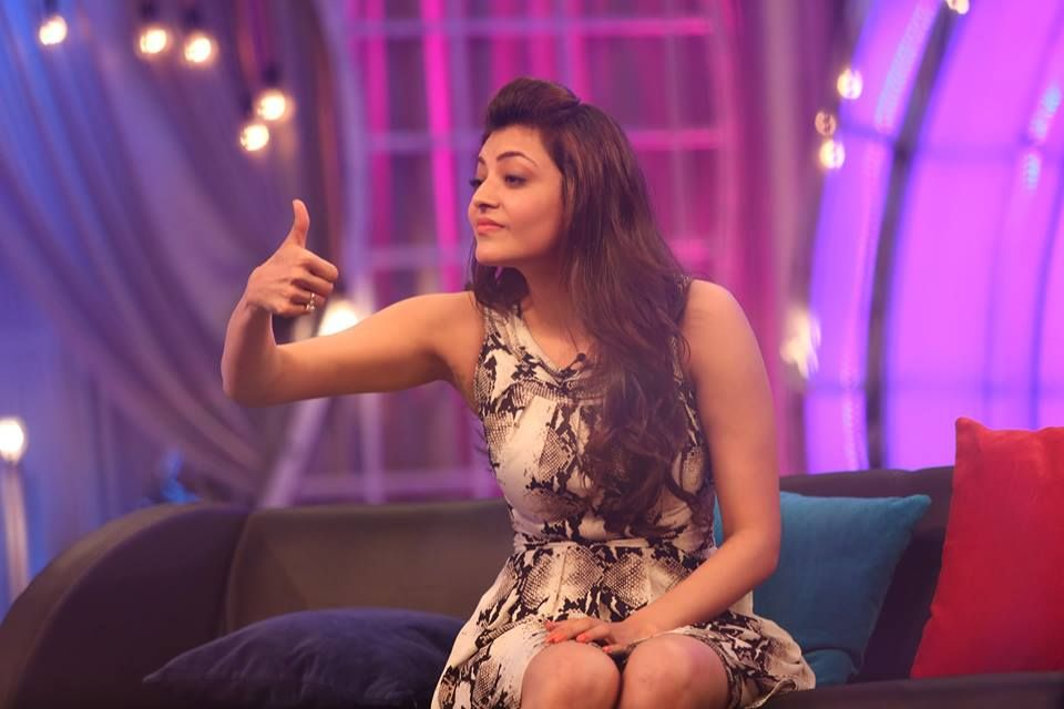 Konchem Touch Lo Unte Chepta Kajal Aggarwal Episode Indian Girls Beautiful Bollywood Actress Actresses