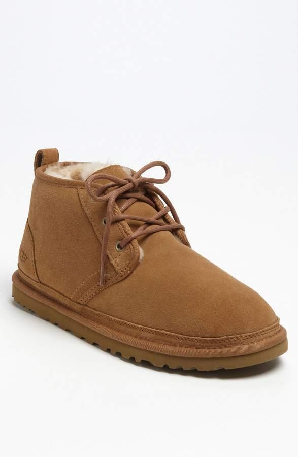 c5f6c070652 Men's Ugg Neumel Chukka Boot, Size 10 M - Black in 2019 | Wish list ...