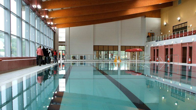 Swimming Pools In Donegal Addition To Attached Hotels Co Has Quite A Number Of Open The Public And