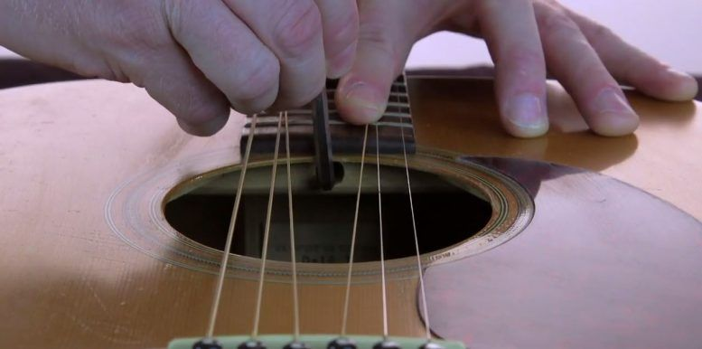 How To Adjust The Truss Rod On Your Guitar By Freddy Demarco Guitar Acoustic Guitar Acoustic