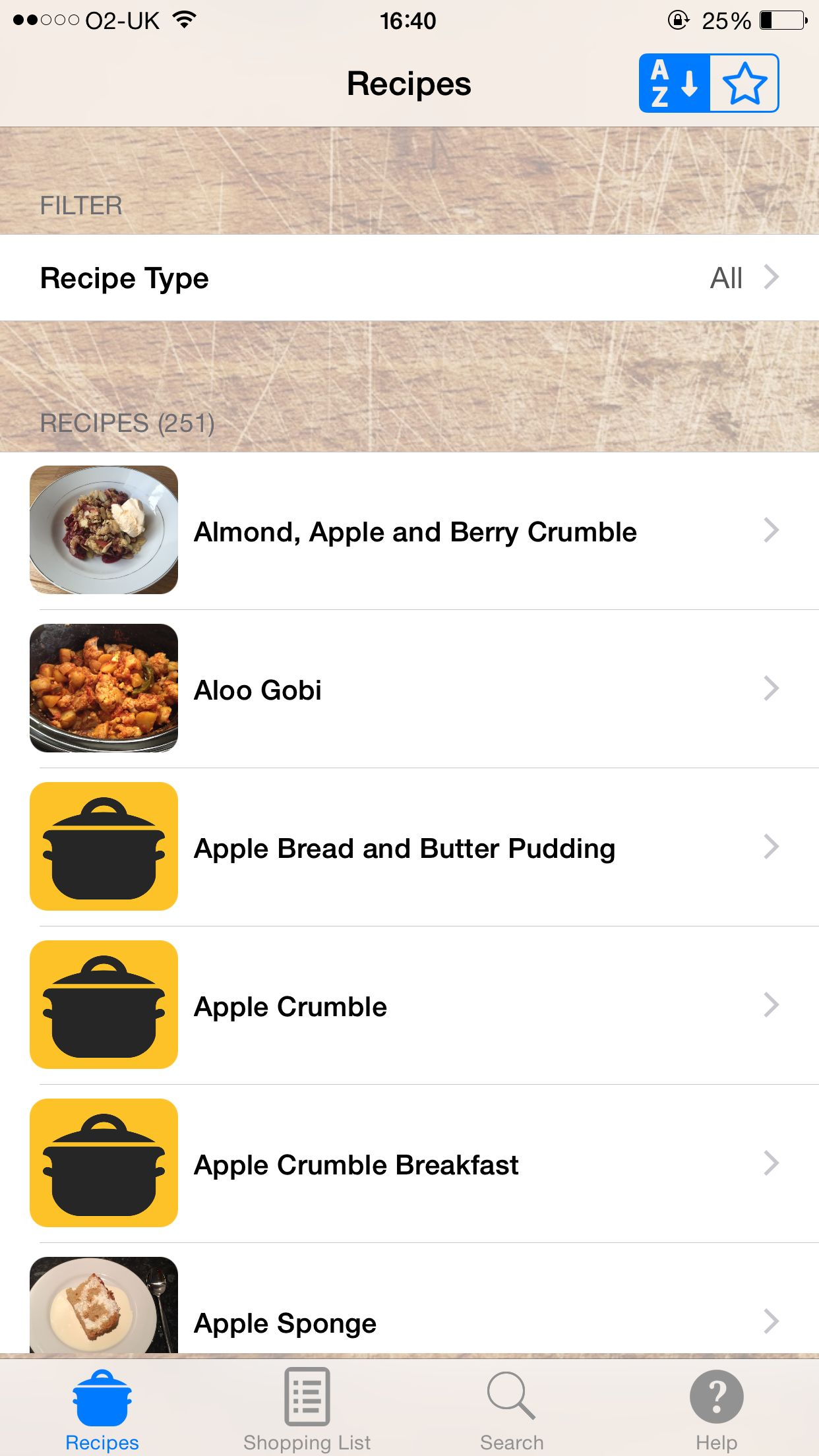 252 Slow cooker crock pot recipes app for the iPhone and