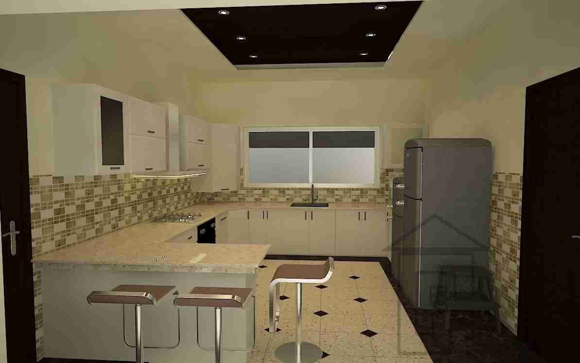 Kitchen Design In Pakistan