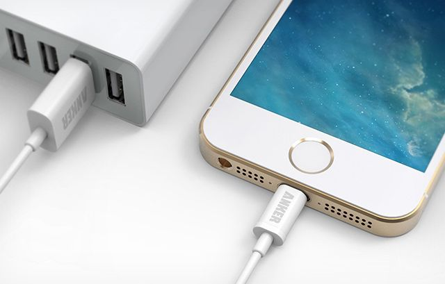 The Best Lightning Cable For Iphone And Ipad Iphone Lightning