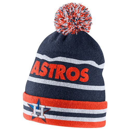 d801e7824 Houston Astros Express Beanie Knit Cap by Nike | All Things | Astros ...