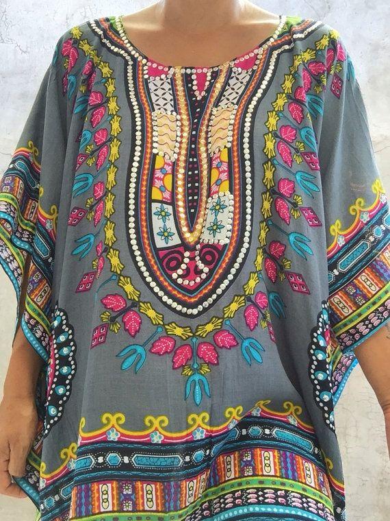 Sequin,Bohemian ,beach poncho, beach festival boho ,summer kimono ...
