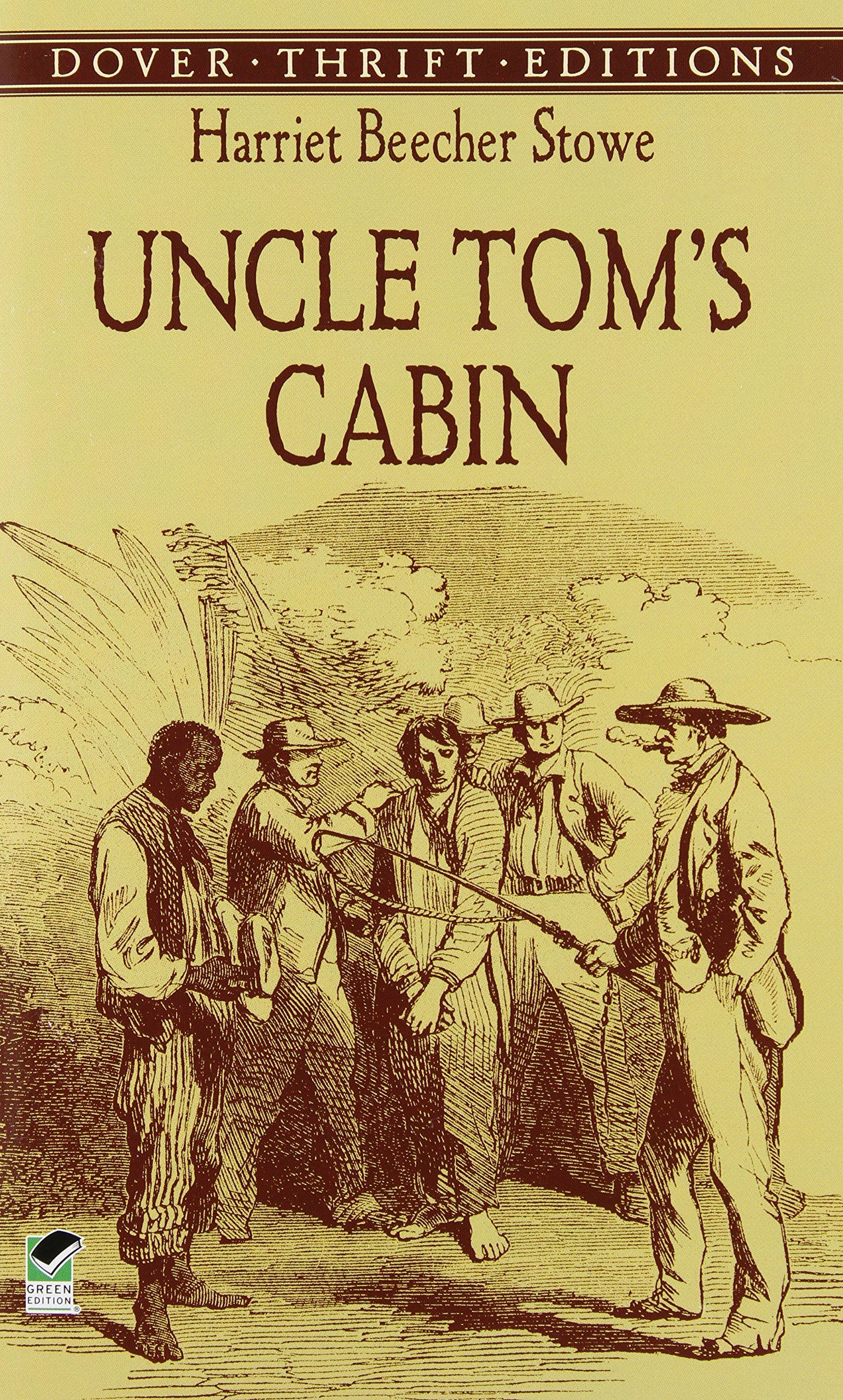 Uncle Tom S Cabin Dover Thrift Editions