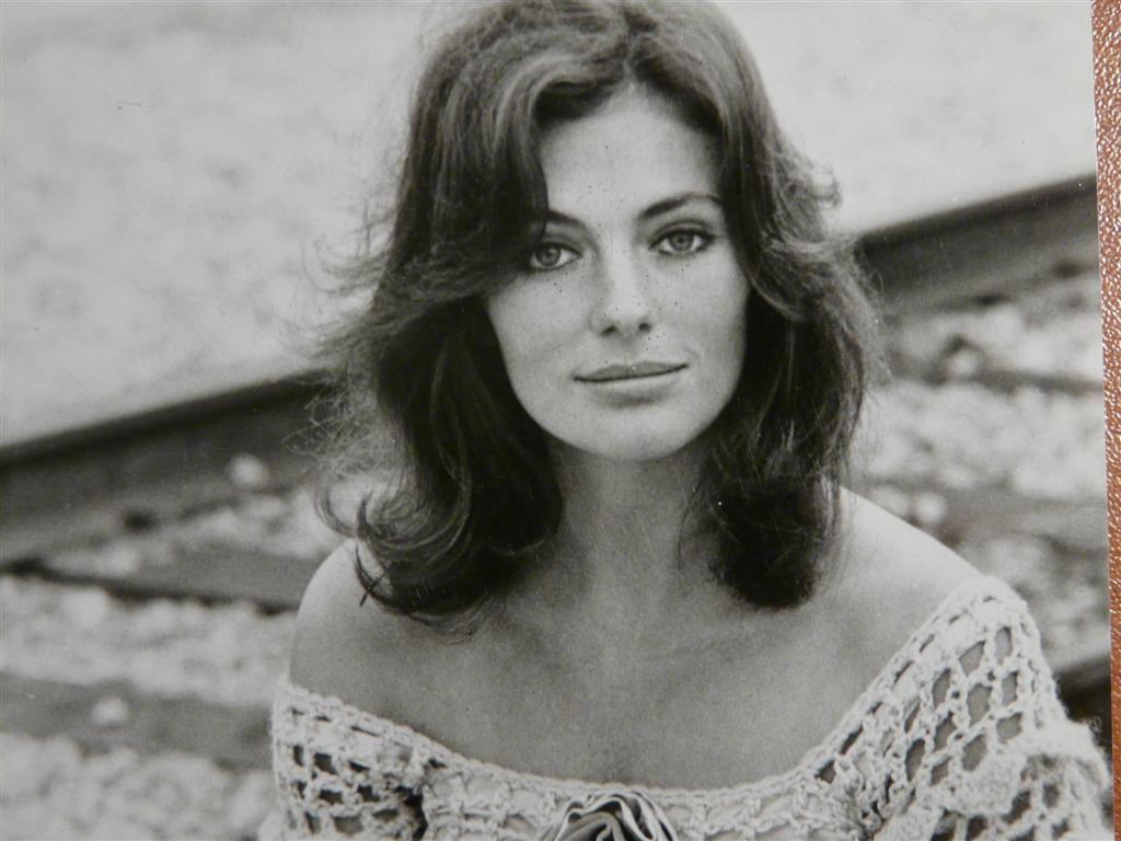 Jacqueline Bisset is the inspiration for my heroine Maree Reynard