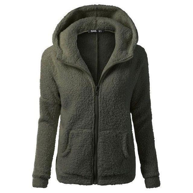This Year New Fashion Solid Women Hoodies Sweatshirts Spring Autumn Hoodies Women Zipper Design Plus Cashmere Women Sweat Shirt