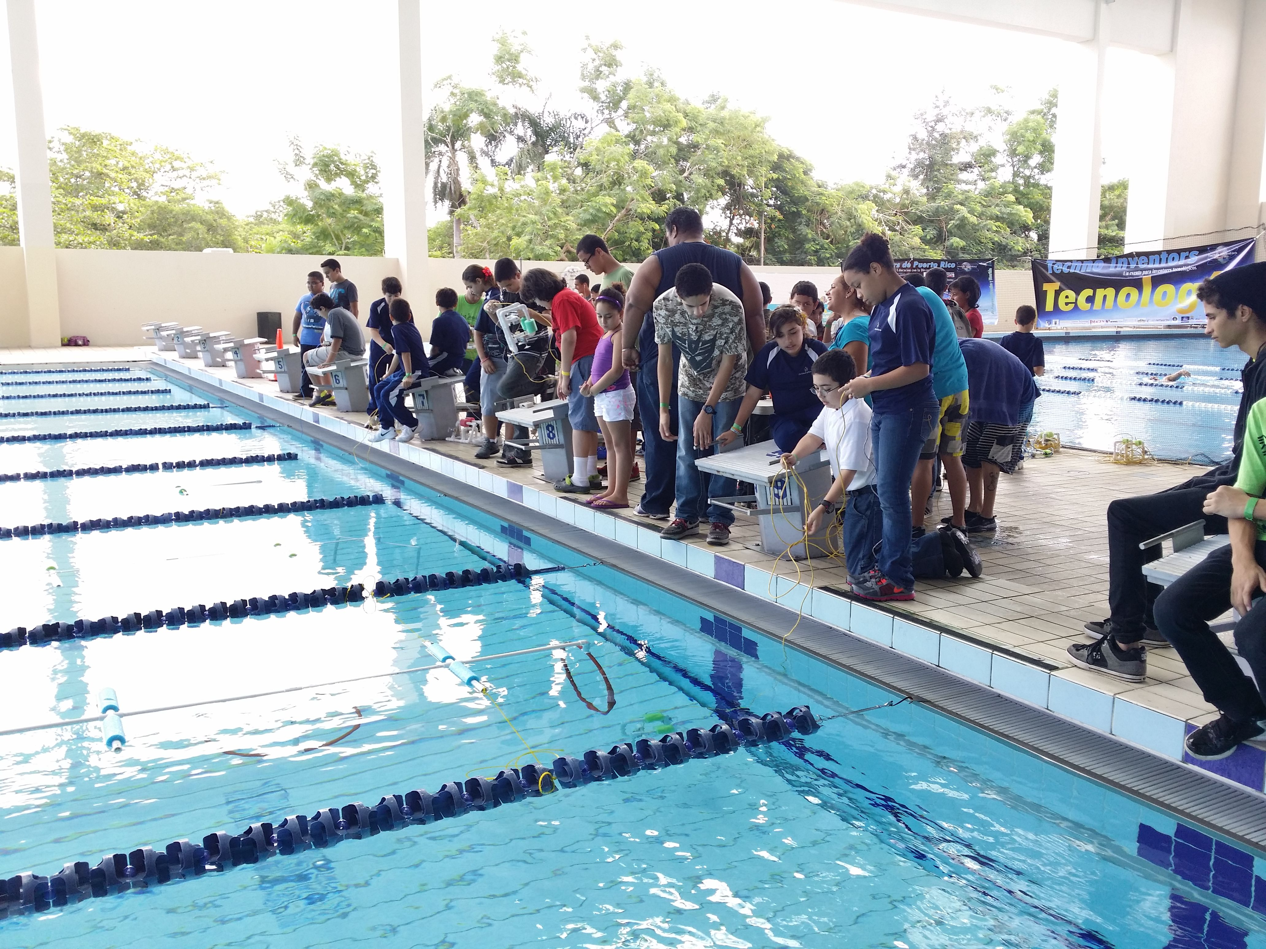SeaPerch Competition