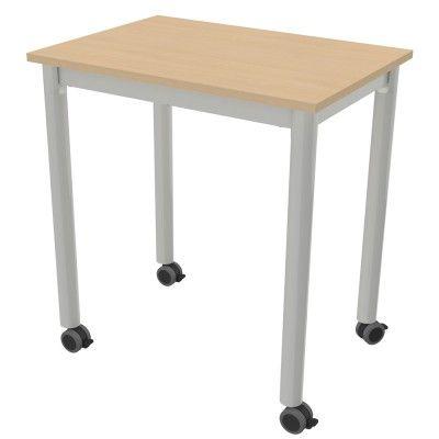 Table mobile Norma 70 x 50 cm T6 lot de 2 Table