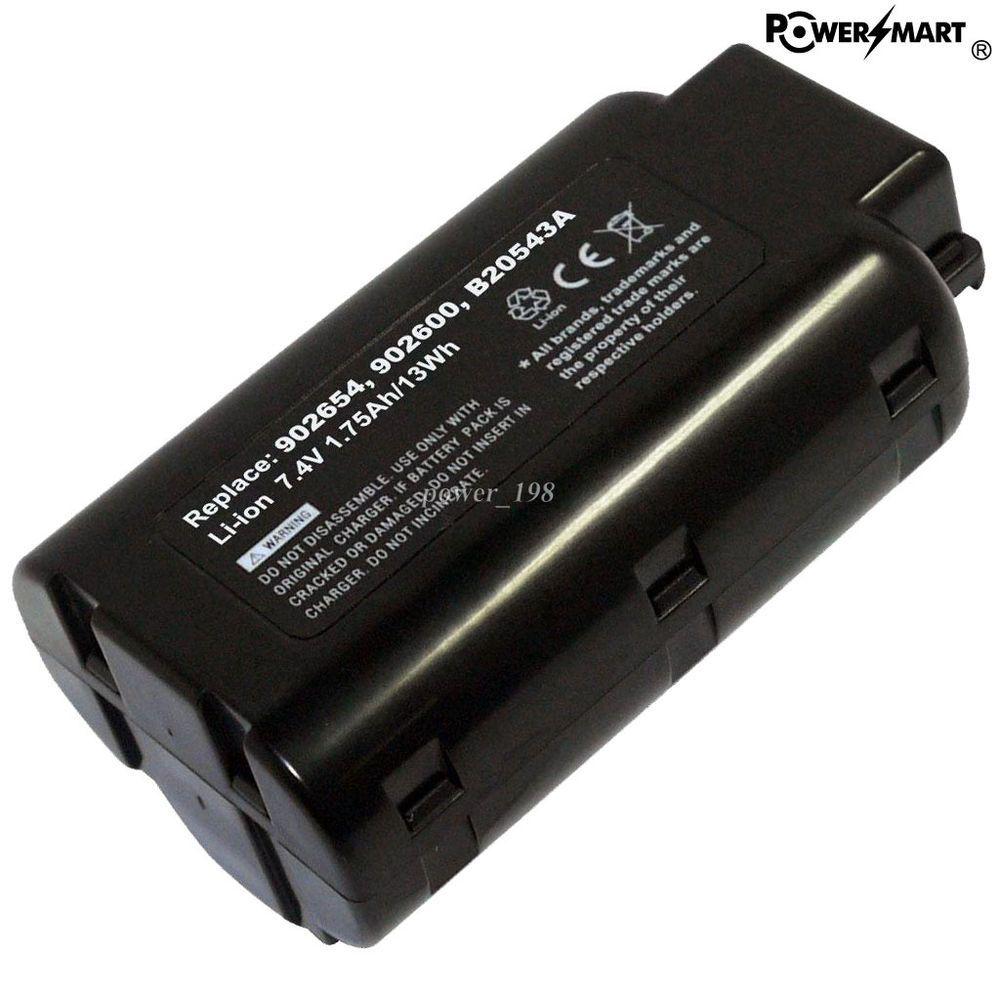 7 4v Li Ion Battery 902654 For Paslode Cordless Xp Framing