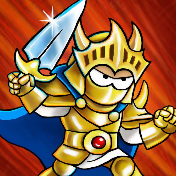 Download IPA / APK of One Epic Knight for Free http