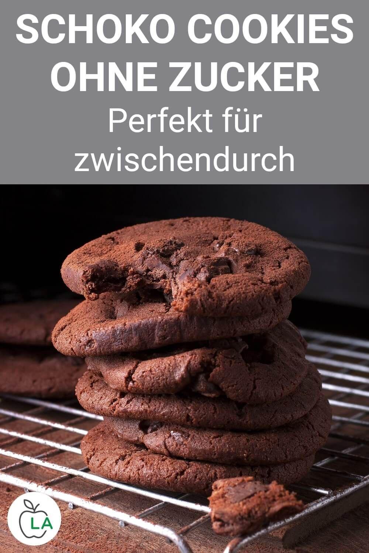 Photo of Low Carb Schoko Kekse ohne Kohlenhydrate – leckeres Plätzchen Rezept