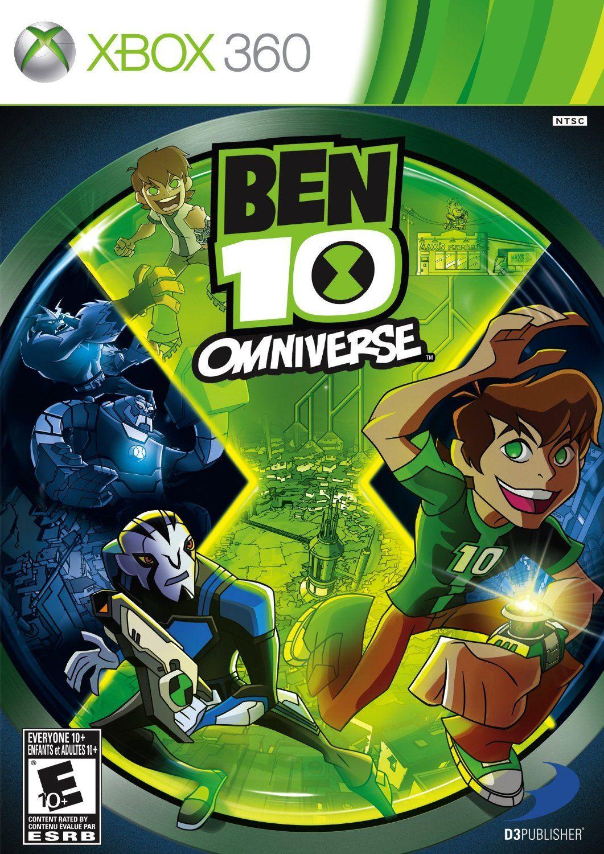Robot Check Ben 10 Omniverse Ben 10 Wii U