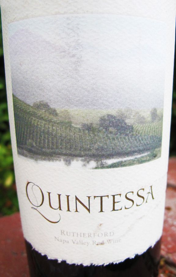1999 Quintessa Napa Valley Rutherford Red Wine   Wine ...