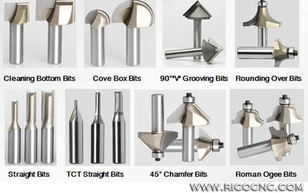 Pin On Cnc Router Cutter Bits