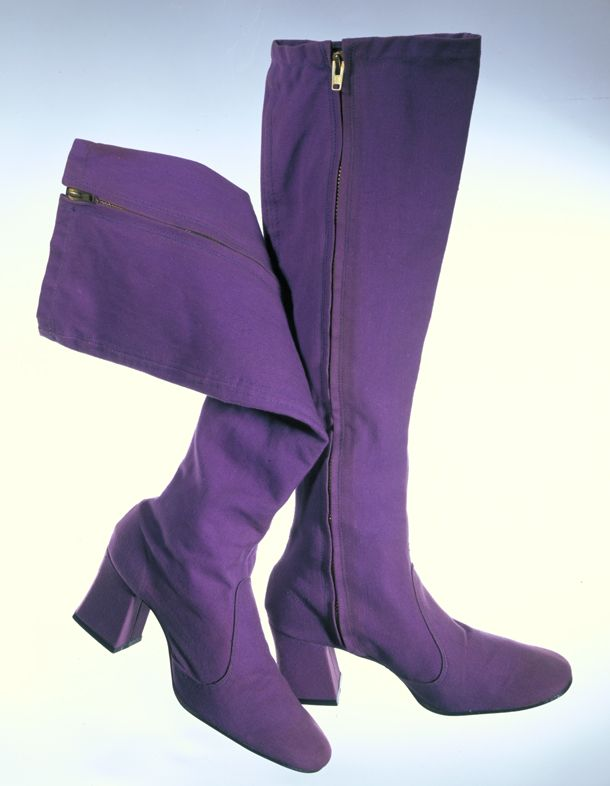 Boots - Barbara Hulanicki 1969-70