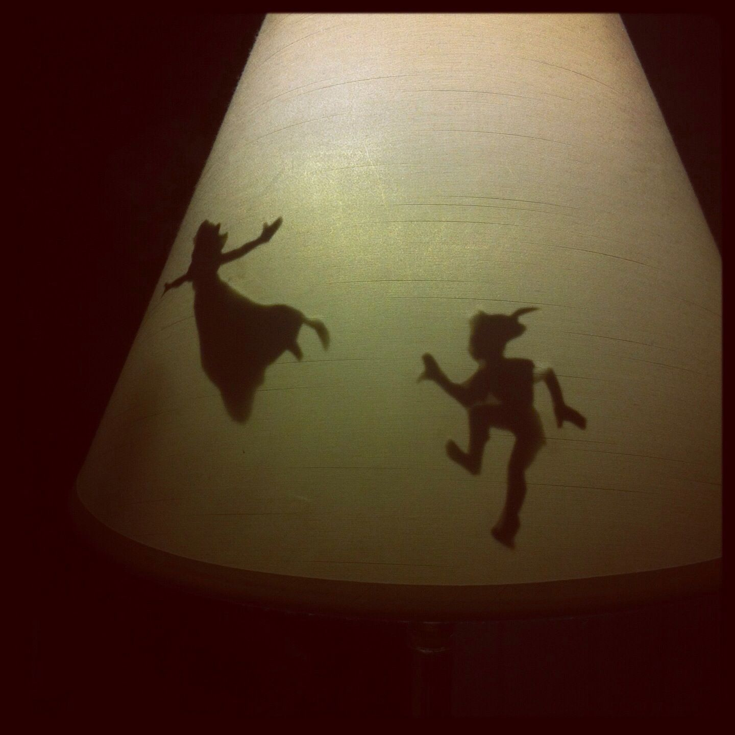How To Make Lamp Shade Silhouettes - Recipe - Silhouette,