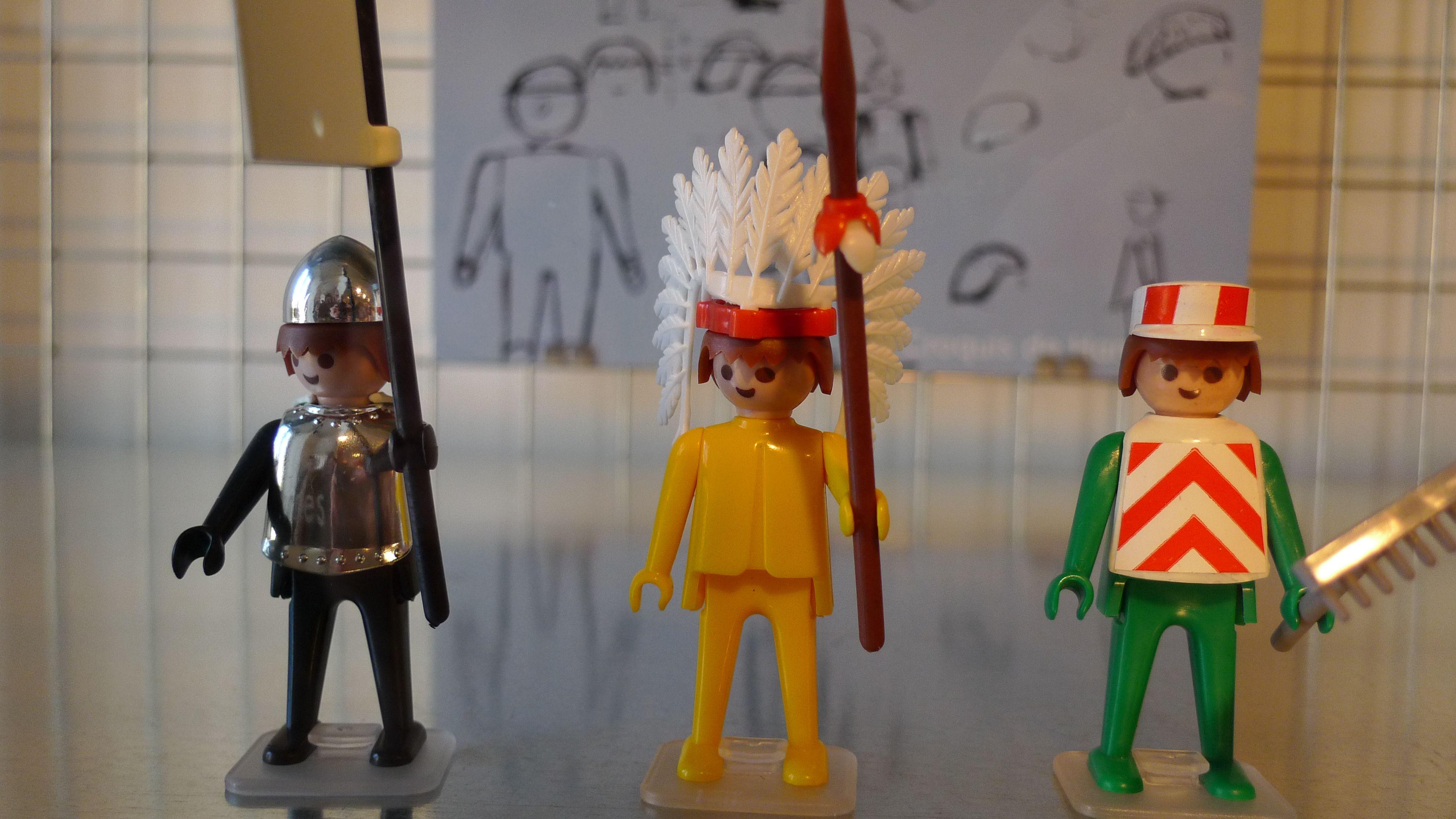 ¿Te gustan los Playmobil? ¡Pues si estás en Barcelona estás de suerte porque este próximo fin de semana hay la Feria del Playmobil en Barcelona!