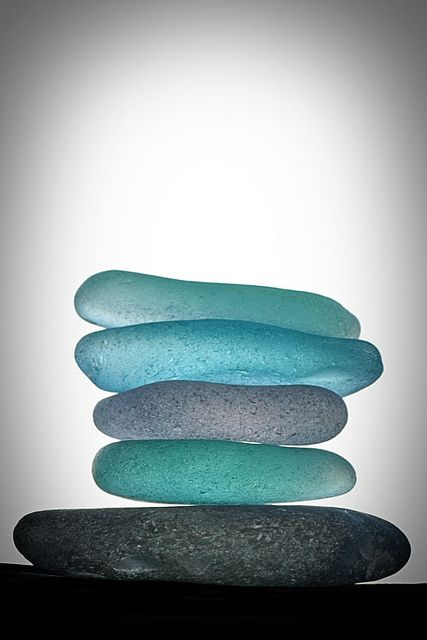 Every single layer of your journey prepares you for the next and each one is so amazingly beautiful! Sea glass aqua teal turquoise