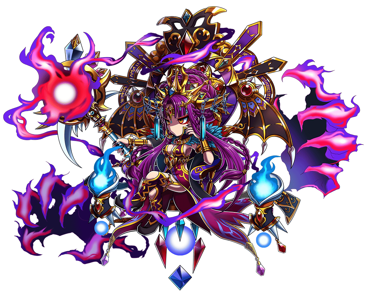 brave frontier how to get magress