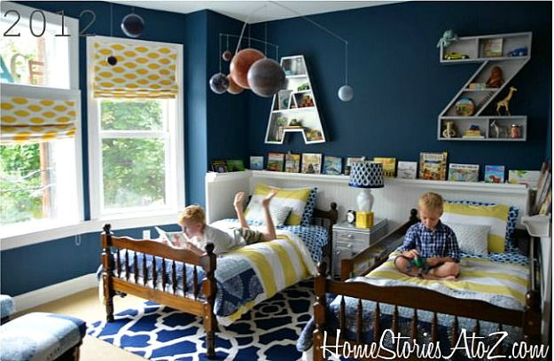 Before After A Bedroom For Boys Hooked On Houses Big Boy Room Big Boy Bedrooms Boys Bedrooms
