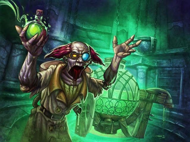 30++ Mad alchemist info