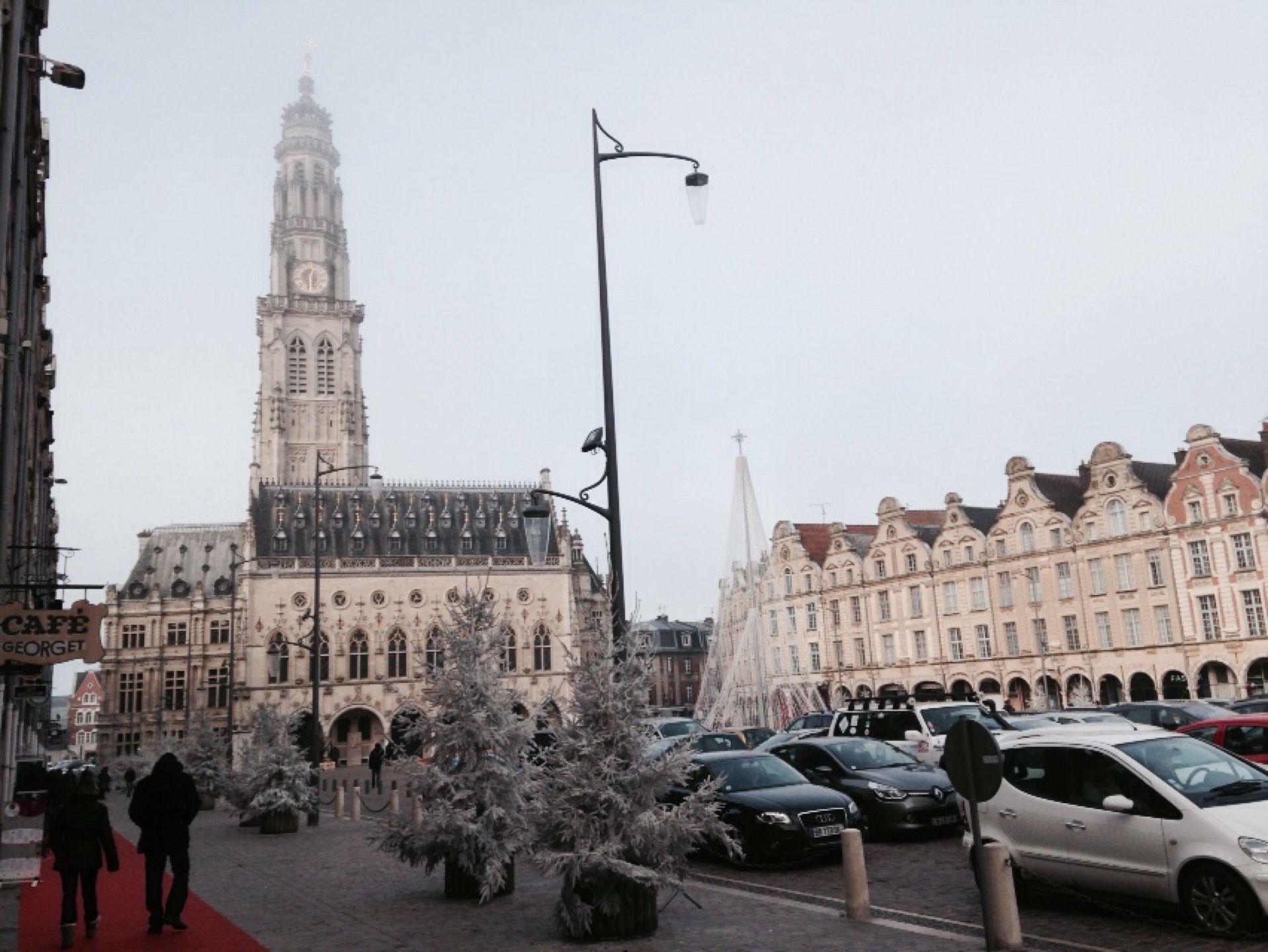 Arras à France